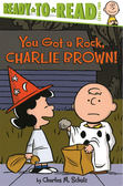 YOU GOT A ROCK CHARLIE BROWN! /L2