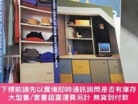 二手書博民逛書店Popular罕見Woodworking the Complete Custom Closet(大16開 英文原版