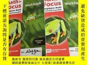 二手書博民逛書店Math罕見in Focus:Singapore Math by