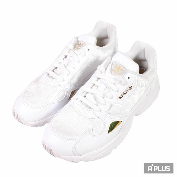 ADIDAS 女 FALCON W 經典復古鞋 - EG5161