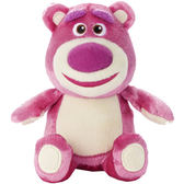迪士尼 皮克斯 玩具總動員 豆豆絨毛  熊抱哥