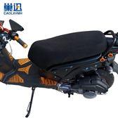 巢迅BWS山貓路虎150CC鴨子城市鐵男踏板摩托車坐墊套防曬防水座套