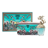 安娜蘇 ANNA SUI 美人魚童話禮盒(淡香水30ML+愛情鳥化妝包)【岡山真愛香水化妝品批發館】
