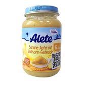 德國 Alete 香蕉蘋果全穀物泥190g[衛立兒生活館]