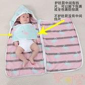 嬰兒睡袋薄款新生兒寶寶防驚跳抱被兒童四季防踢被【聚可愛】