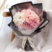 母親節禮物女朋友玫瑰禮盒香皂花束520生日禮物創意肥皂花送媽媽XSX