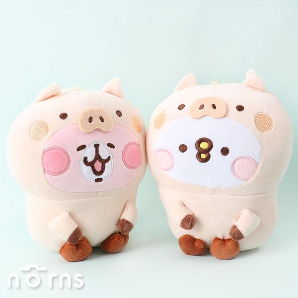 【Kanahei小豬裝扮娃娃6吋】Norns 正版卡娜赫拉玩偶 P助 兔兔
