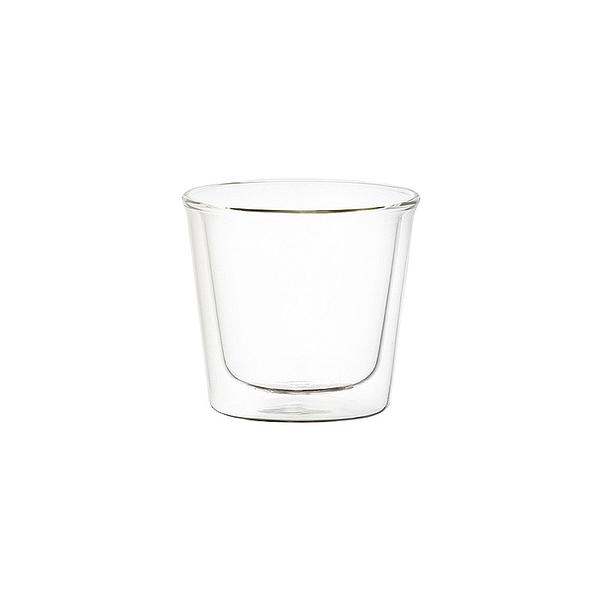 日本KINTO CAST 雙層玻璃杯250ml