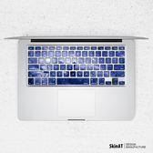 鍵盤保護膜蘋果筆電鍵盤貼膜MacBook貼紙彩膜【極簡生活館】