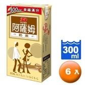 匯竑 阿薩姆 奶茶 300ml (6入)/組【康鄰超市】