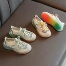 兒童網鞋 透氣網面男童鞋子2020夏款兒童運動鞋中大童兒童鞋女童