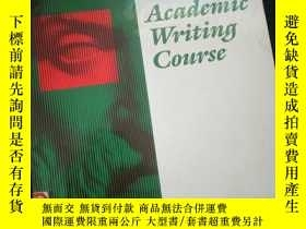 二手書博民逛書店Academic罕見Writing Course (英文)Y16149