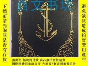 二手書博民逛書店【罕見】1989年出版真皮精裝收藏版 The Influence