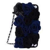 三星 S9 Plus S9 PZ 黑玫瑰系列 手機皮套 皮套 插卡 磁扣 掛件 吊飾 韓系 S9+手機皮套