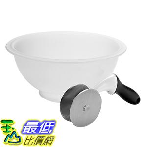 [美國直購 現貨1個] OXO 1128100 蔬果沙拉切碎器+6L攪拌碗 Good Grips Salad Chopper and Bowl _U32