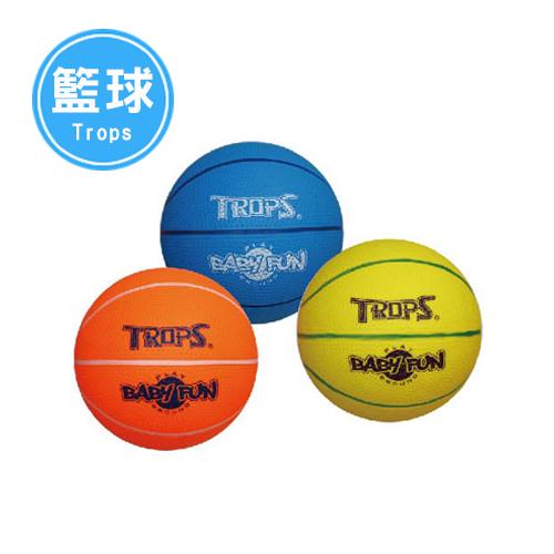 無毒安全小籃球-6吋