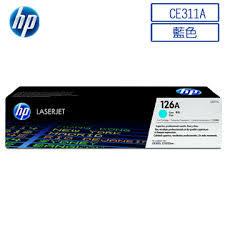 【HP】CE311A原廠青藍色(碳粉匣 適用CP1025/M175a/M175nw(原廠品)◆永保最佳列印品質