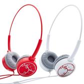 【i2】BomBom 頭戴式耳機-雪白色