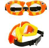 兒童泳鏡 3-8歲卡通游泳眼鏡 男女童潛水鏡 防水泳鏡泳具