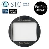 【STC】Clip Filter Sensor Protector 內置型感光元件保護鏡 for Fujifilm APS-C