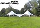 丹大戶外【CanvasCamp】比利時星型天幕1700 連結帳
