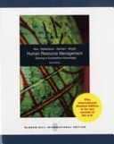 二手書博民逛書店 《Human Resource Management: Gaining a Competitive Advantage》 R2Y ISBN:9780071283236