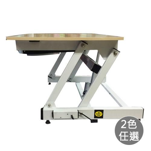 【HANLIN】桌上型電動升降桌