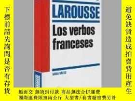 二手書博民逛書店Los罕見verbos franceses   Study Aid French VerbsY405706 I