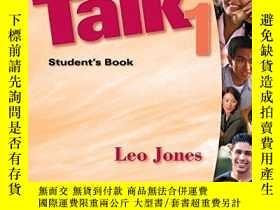 二手書博民逛書店Let s罕見Talk 1 Student s Book And Audio CdY256260 Leo Jo