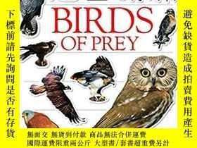 二手書博民逛書店Rspb罕見Birds of Prey Ultimate Sti