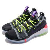 Nike 籃球鞋 Kobe AD EP Racer Blue 黑 綠 中筒 果凍底 運動鞋 A.D. 男鞋【PUMP306】 AV3556-003