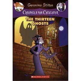 【CREEPELLA】#1: THE THIRTEEN GHOSTS
