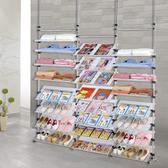 【中華批發網DIY家具】D-90-23-888型多角度旋轉式雜誌書架鞋架層架