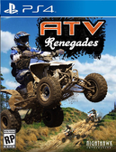 PS4 ATV Renegades(美版代購)
