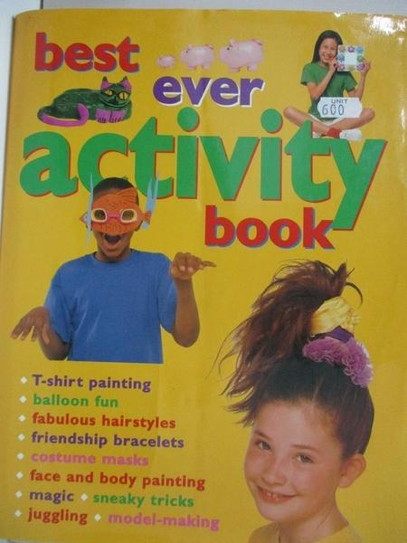 【書寶二手書T8/美工_J24】The Really Big Book of Amazing Things to Make and Do_Arness Lorenz, Nick Huckleberry Beak