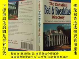 二手書博民逛書店the罕見christian bed & breakfast d
