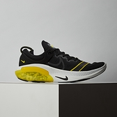 Nike Joyride Run FK FC 男鞋 黑黃 輕量 透氣 舒適 避震 襪套 慢跑鞋 CT1521-001