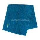 Nike 毛巾 Solid Core Towel 藍 綠 Logo 棉 盒裝 運動休閒【ACS】 N100154130-7NS