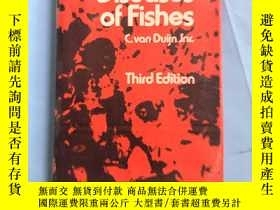 二手書博民逛書店diseases罕見of fishes (精裝 有護封)Y261