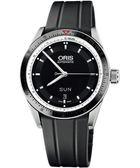 ORIS 豪利時Artix GT 單向轉圈機械手錶黑735 7662 41 54RS