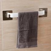毛巾架 雙慶浴室轉角掛架毛巾桿掛毛巾吸盤式毛巾架免打孔【限時八五鉅惠】