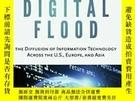 二手書博民逛書店The罕見Digital FloodY256260 James W. Cortada Oxford Unive