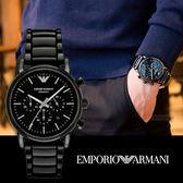EMPORIO ARMANI 亞曼尼  王者榮耀時尚陶瓷錶 AR1507