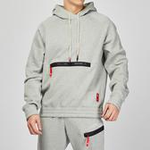 Nike Hoodie Kyrie Irving 男子 灰色 刷毛 保暖 籃球 連帽 帽T BV9298-063
