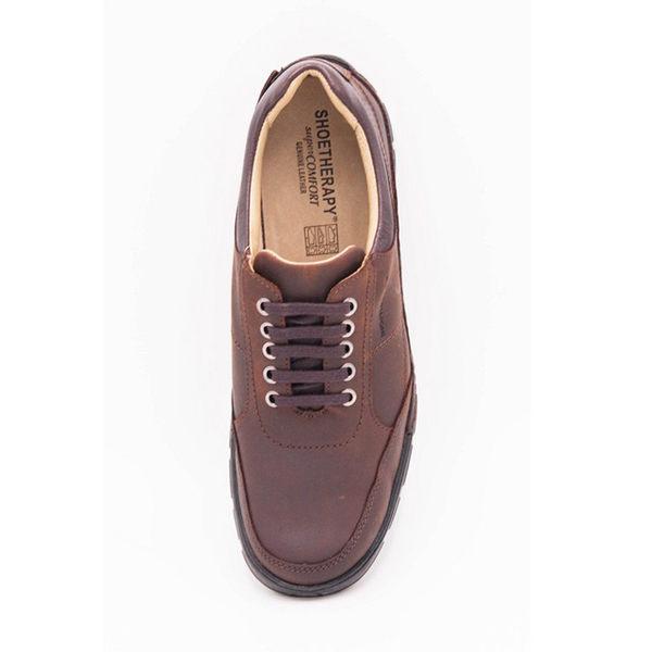 SAPATOTERAPIA 巴西舒適有機休閒鞋男鞋-棕