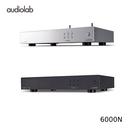 【分期0利率+限時特賣】英國 Audiolab 6000N 無線串流播放機 銀/黑 兩色 公司貨