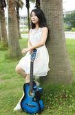 民謠木吉他初學者38寸41吉他學生新手練習青少年入門男女樂器 潮流衣舍