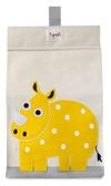 【加拿大 3 Sprouts】尿布收納袋-犀牛款
