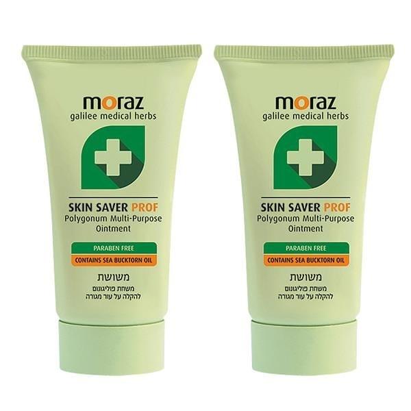 【南紡購物中心】Moraz茉娜姿PROF 全效肌膚修護膏(升級版)30ml 二件組