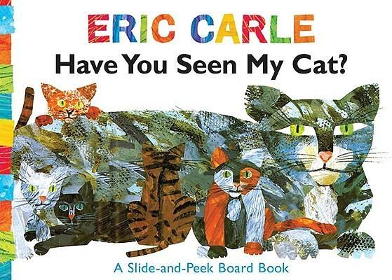 (二手書)Have You Seen My Cat?